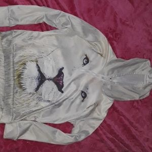 Other - White Lion Hoodie